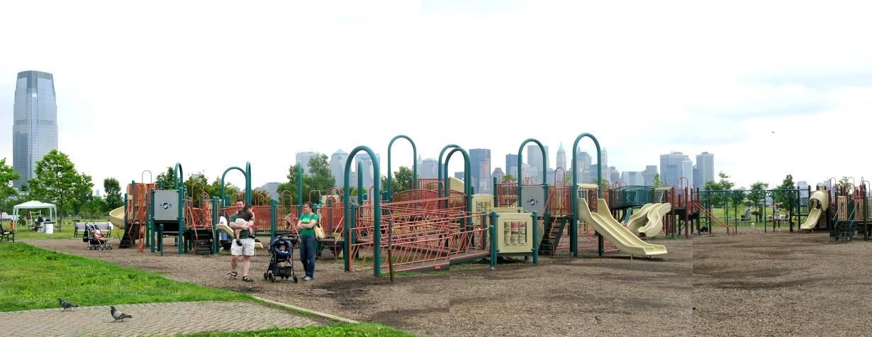 jersey city picnic areas