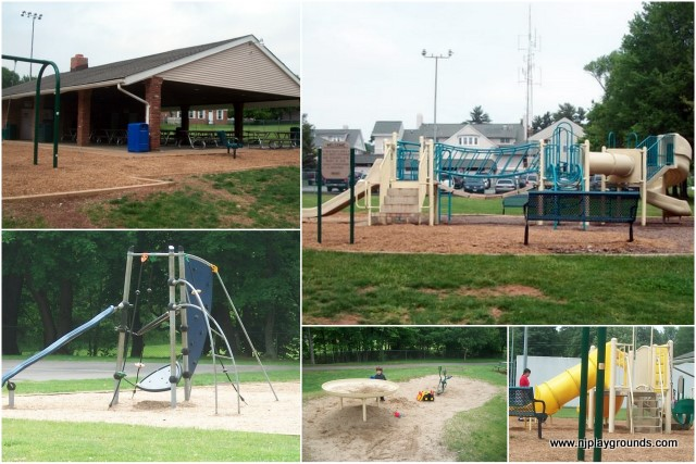 Warren Municipal Playground
