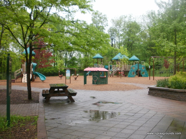 Station Park in Sparta NJ