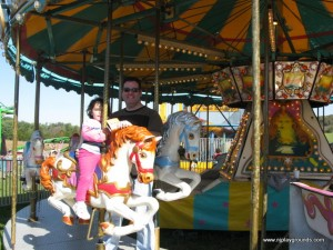 Carousel at Heaven Hill Farm