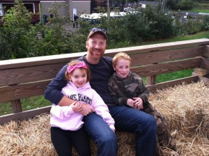 Hayride to Wightmans in Morristown