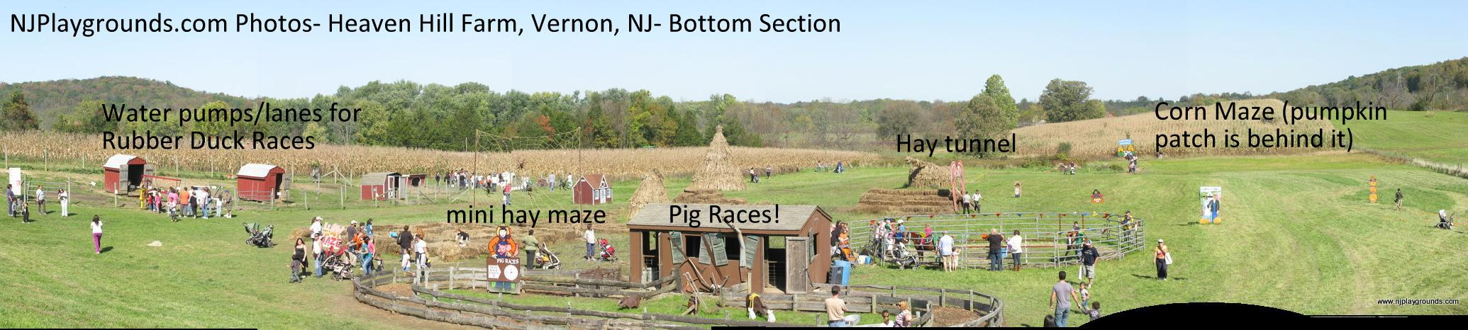 Heaven Hill Farm Vernon NJ Review Your Complete Guide To NJ Playgrounds