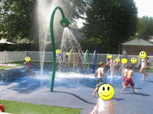 2008 pic of Lyndhurst Splash Park