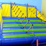 Rope Ladder at Jump On In Boonton