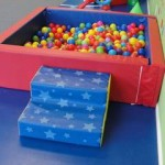 4. Mini ball pit