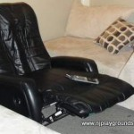 4. massage chair and lounge