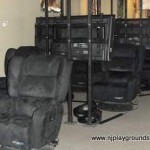 5. surround sound gaming chairs