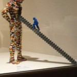 "Captivating lego displays as part of  ""The Art of the Brick"" - 12/2/2011 - 2/20/2012"