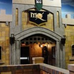 The castle at MagicQuest