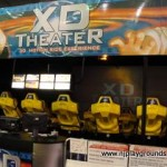 The 4D motion theater