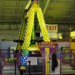 Super Twister - a new indoor ride