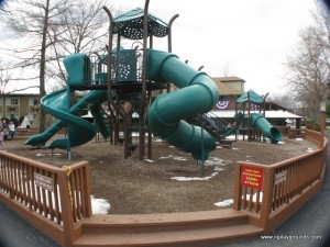 Rocking Horse Ranch Playground