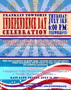 Independence Day Celebrationfranklin