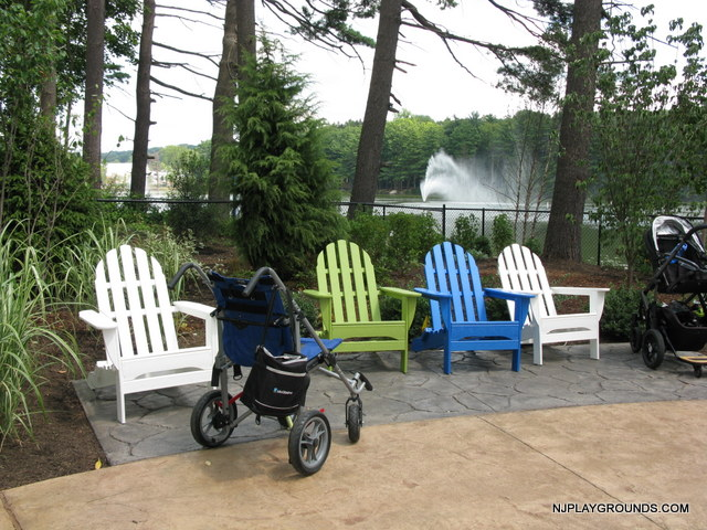 Sets of Adirondack Chairs and benches!