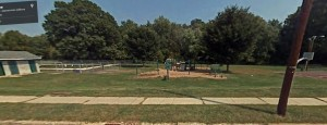 BEFORE PICTURE- Lepp Park via Google Street View (prior to June 2014)