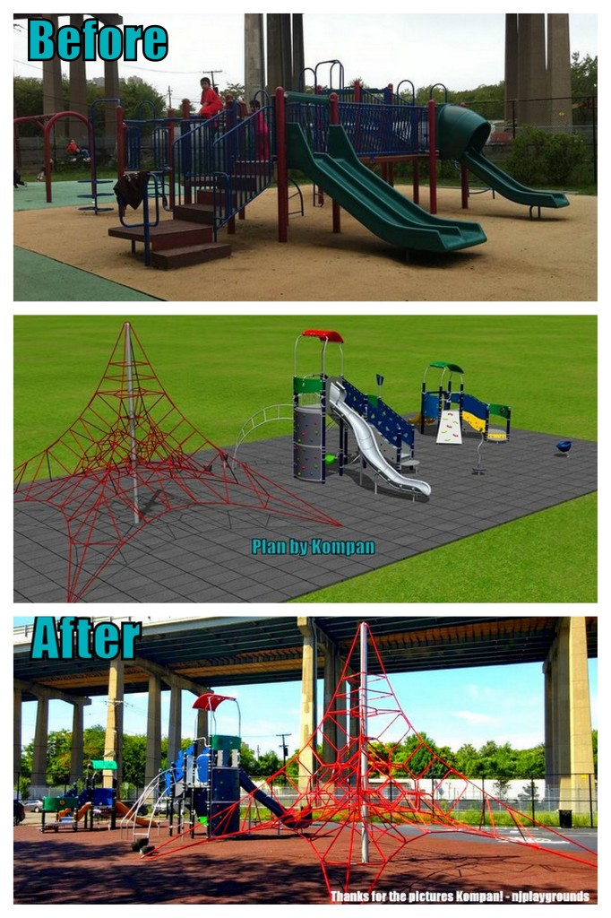 Mary Benson Playground