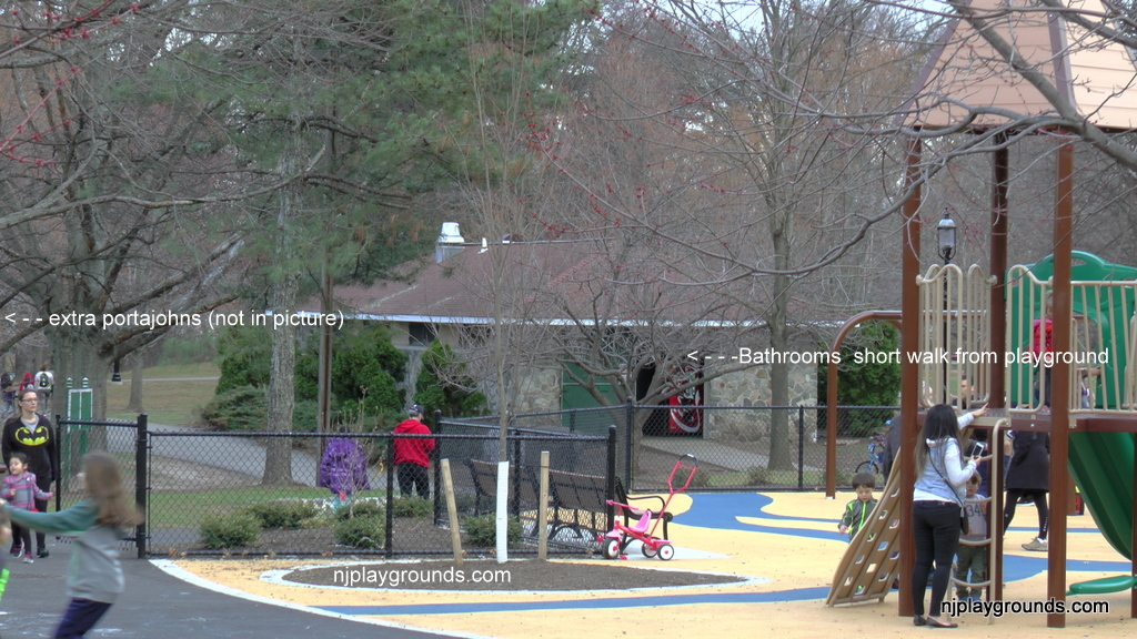 Brookdale Playground In Montclair And Bloomfield Nj 2016 Your Complete Guide To Nj Playgrounds
