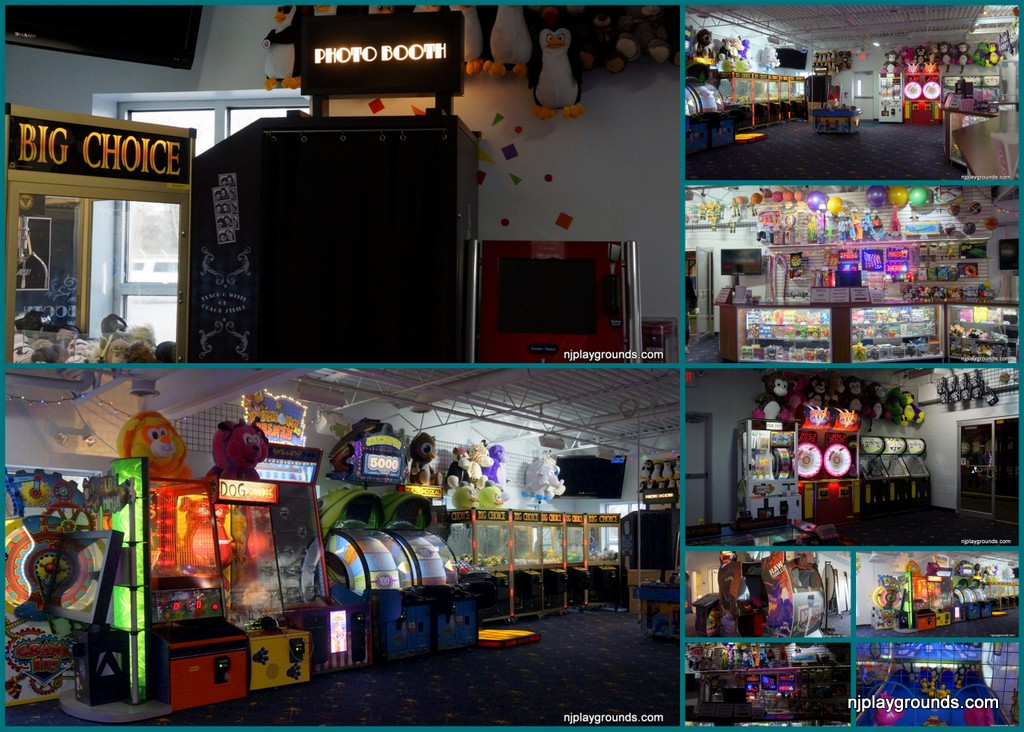 WINTER/SPRING ARCADE HOURS  2016– through June 17th Monday:  CLOSED Tuesday: CLOSED Wednesday: 4:00pm to 8:00pm Thursday: 4:00pm to 8:00pm Friday: 4:00pm to 10:00pm Saturday: 9:00am to 10:00pm Sunday: 9:00am to 8:00pm