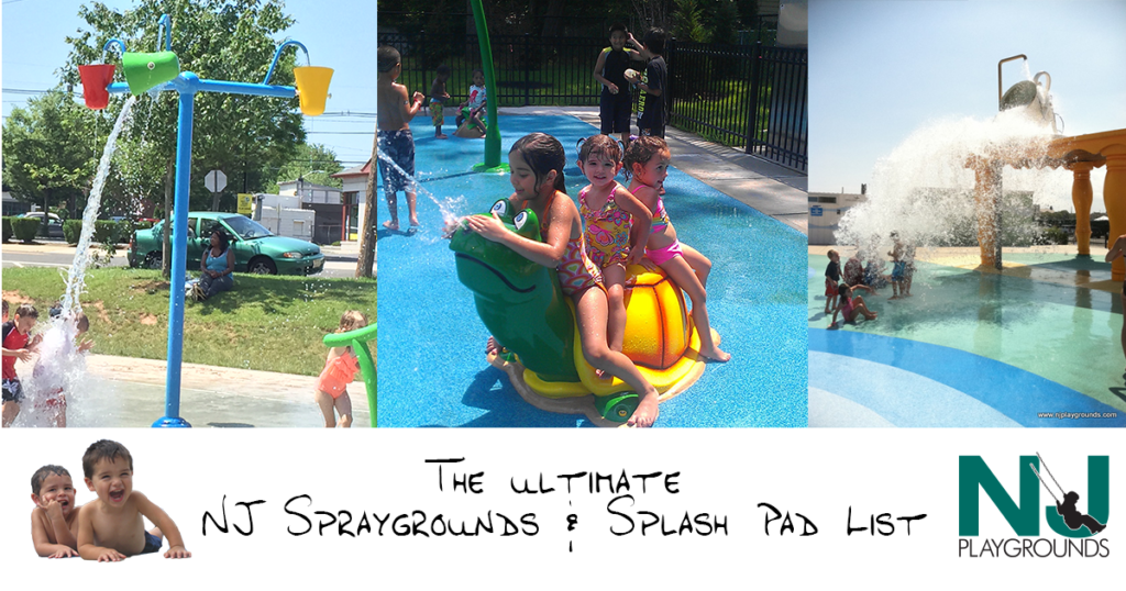 Nj spraygrounds splash pads by county 2016 your for Pool show new jersey